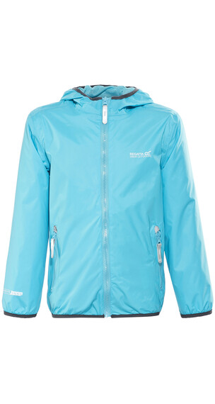 Regatta Lever II Rain Jacket Kids Atoll Blue
